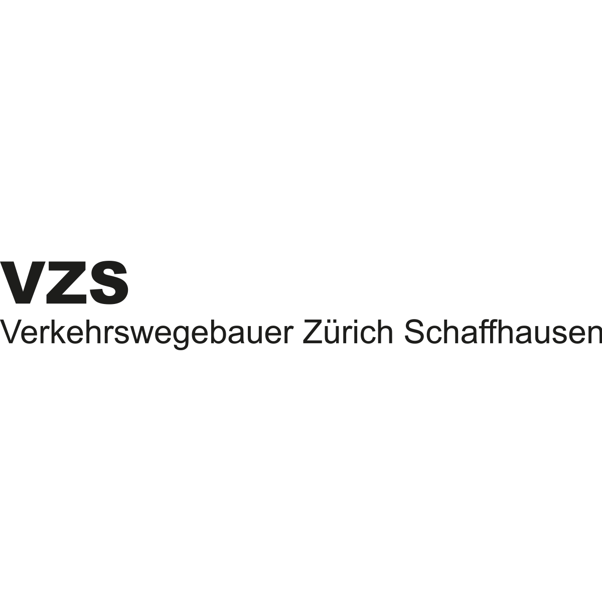 VZS Verkehrswegebauer Zürich Schaffhausen